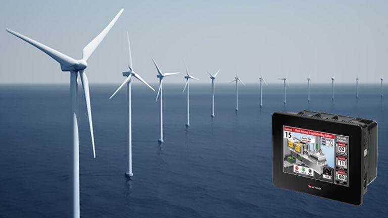 Case History Unitronics®: un sistema di controllo completamente interconnesso per turbine eoliche