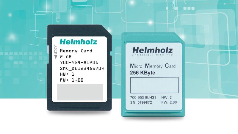 Schede di memoria Helmholz: riduci i costi senza perdere in qualità!