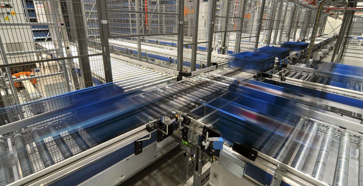 LÜTZE: moderni sistemi di trasporto per un business online in costante crescita!