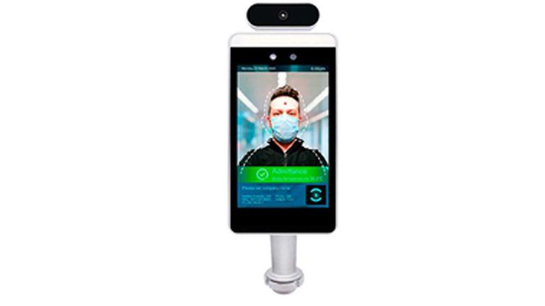 Richiedi il termoscanner facciale per il controllo accessi in sicurezza alla tua azienda