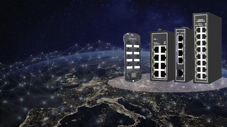 Ethernet switch: telestar amplia la gamma e ti offre un'imperdibile promozione. Approfittane!