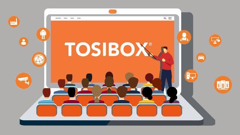 Partecipa ai webinars tecnici e scopri i vantaggi della soluzione TOSIBOX®