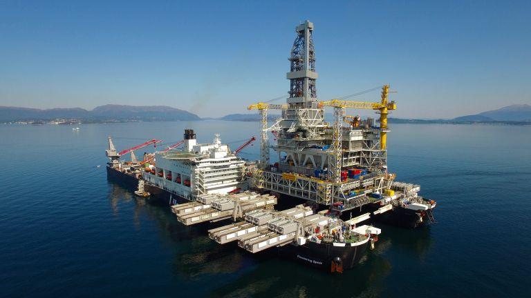 Spirito pionieristico per la nave da lavoro resa sicura dagli encoder Safety di TR-Electronic