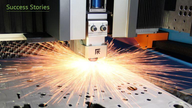 Success Stories: Prima Power, leader nei sistemi per la lavorazione laser della lamiera, ha scelto TOSIBOX®