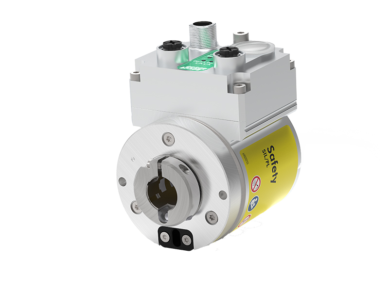 Encoder assoluto compatto SIL2/SIL3 CIPsafety Ethernet IP
