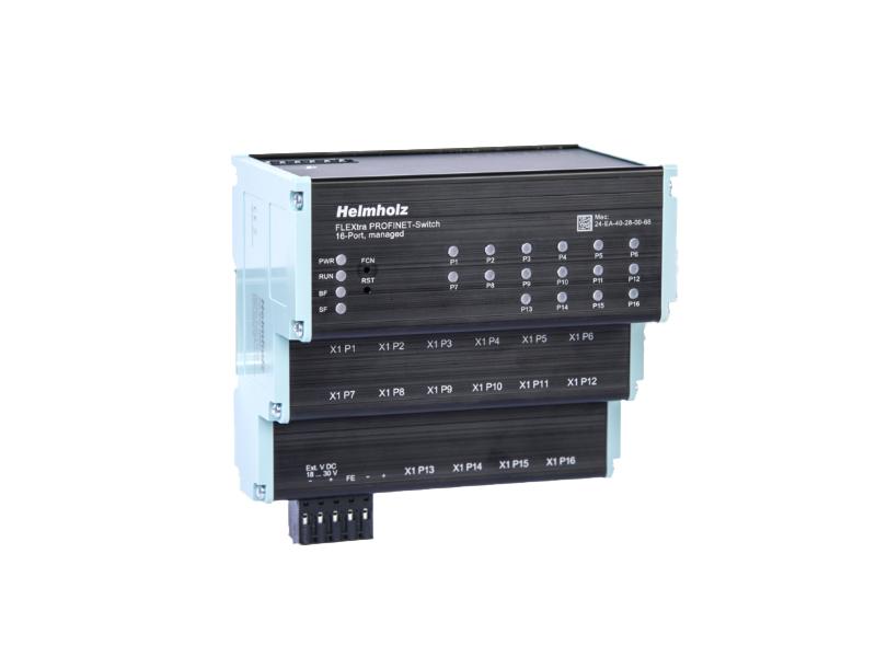 Helmholz Switch PROFINET 16 porte 1000Mbs FLEXtra